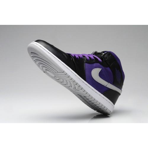 more photos 57842 d4b32 germany 364770 018 air jordan 1 retro phat black stealth court purple white  87dc8 6fa72