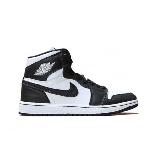 555088-010 Air Jordan 1 Retro High OG Black/White-Black