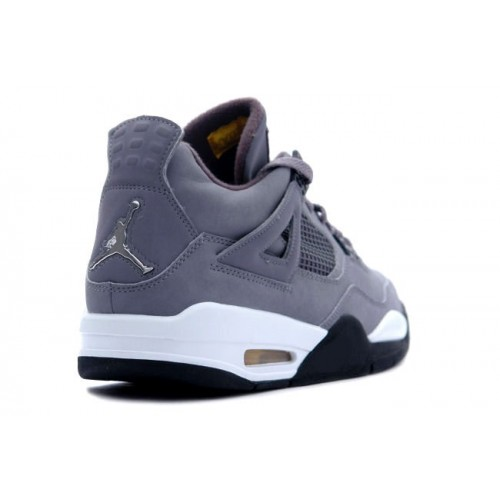 check out 1c5a2 40789 ... 308497-001 Air Jordan 4 Cool Grey Chrome Dark Charcoal Varsity Maize  A04001 ...