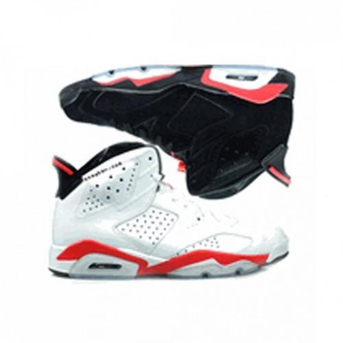 25754de89350 398850-901 Air Jordan VI 6 Infrared Pack Black Infrared   White Infrared  A06014