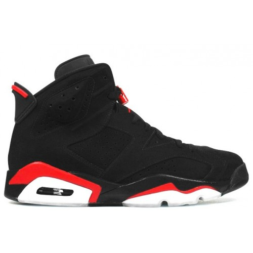 384664-061 Air Jordan 6 Retro Black Varsity Red 2010 A06009