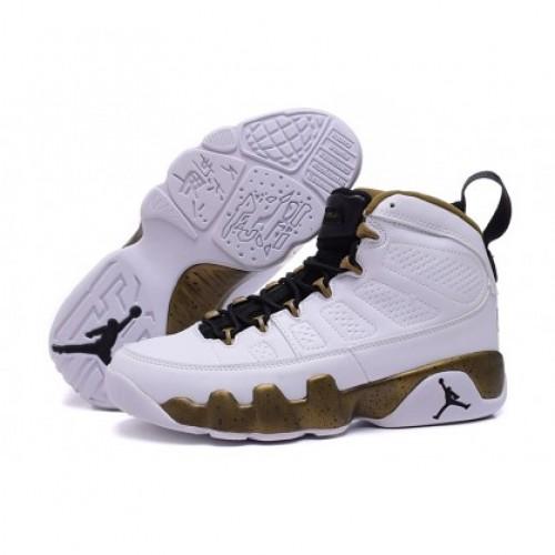 cheap for discount 92129 5bbc3 ... uk authentic 302370 109 air jordan 9 retro white black militia green  0b7a9 2a798