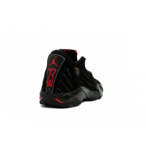 the best attitude dbd43 4c44d 311832-061 Air Jordan 14 Black True Red White A14003 ...