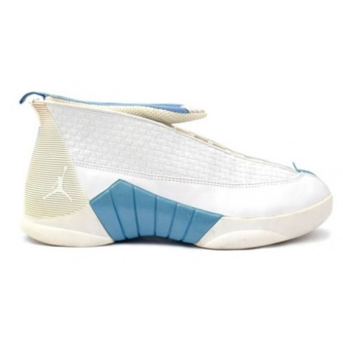 Air Jordan XV 15 Blue White Mens Basketball Shoes A21022