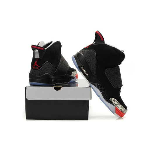 Air Jordan Son Of Mars Mens Shoes Black A22003