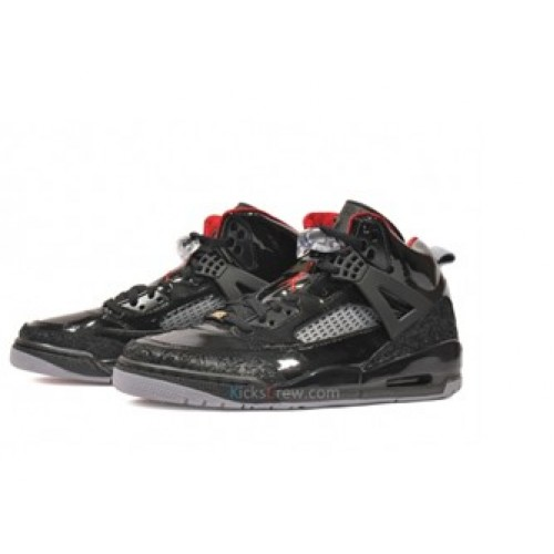 the best attitude 975a5 ea228 ... 315371-001 Air Jordan Spizike Stealth Black Varsity Red Stealth A23001  ...