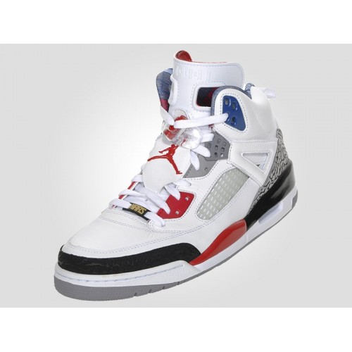 315371-165 Air Jordan Spizike Do You Know White Fire Red Cement Black A23015