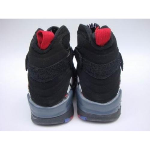 buy online 692b5 0f215 305368-061 Air Jordan 8 Retro Womens Play Off Black Red White A24002 ...