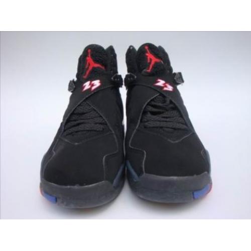 cf5e0b55c310 ... 305368-061 Air Jordan 8 Retro Womens Play Off Black Red White A24002 ...