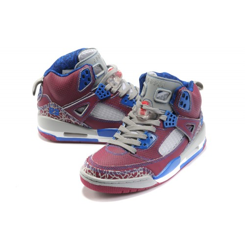 100% authentic c655a 27973 ... Jordan Spizike Women Basketball Shoes white grey wine A24046 ...